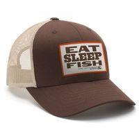 Visera Loop Eat Sleep Fish