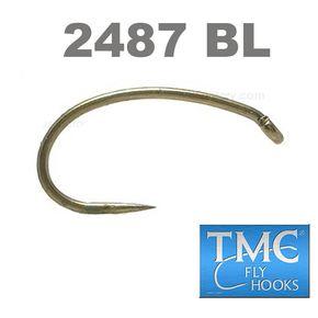 Anzuelos Tiemco TMC 2487 BL
