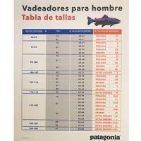 Vadeador Patagonia Rio Gallegos