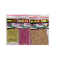 Dubbing Metal Fiber Hends