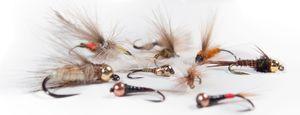 10 moscas de confianza que pescan