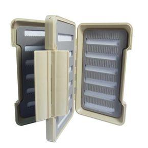 Caja de mosca NYMPH Tan