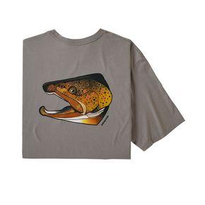 Camiseta Patagonia Noggins Trout