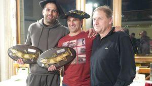 Unai Urkia y Aleksandar Metodiev campeones del X Master de Pesca a Mosca
