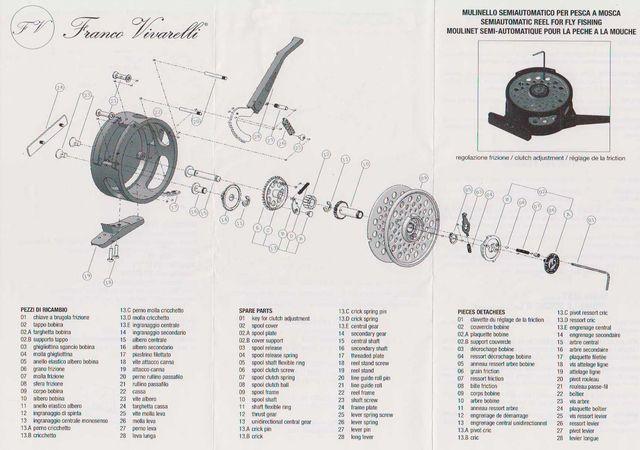 despiece original vivarelli