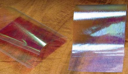 Pearlescent Sheets