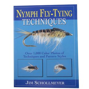 Libro Nymph Fly Tying Techniques