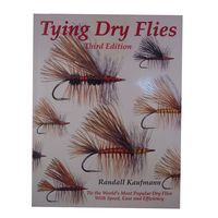 Libro Tying Dry Flies