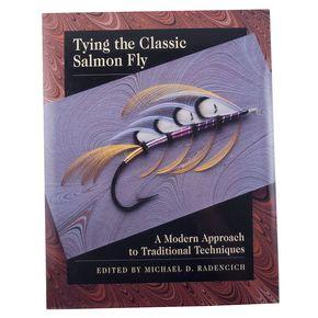 Libro Tying Classic Salmon Flies