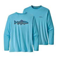 Camiseta Patagonia Cap Cool Daily Fish
