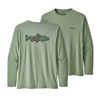 Camiseta Patagonia Cap Cool Daily Fish