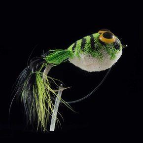 Messinger Frog - B 29
