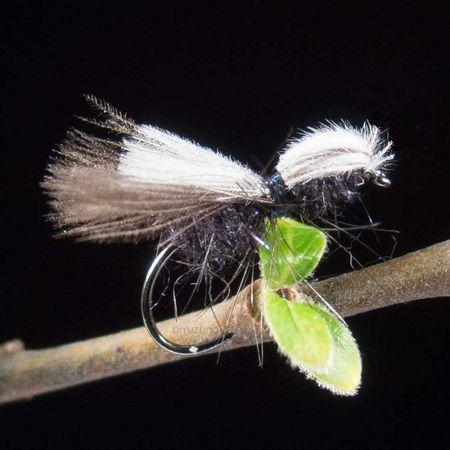 mosca seca para pescar reos shimazhaki