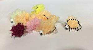 La ovejita, la mosca revolucionaria para la trucha arcoíris