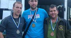 Ander Pérez campeón de Gipuzkoa de pesca a mosca 2017