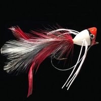 Popper Red/White-B10