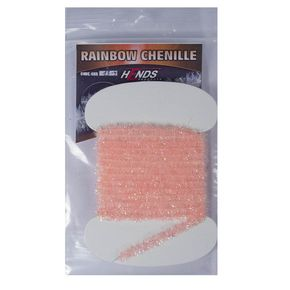 Rainbow chenille Hends