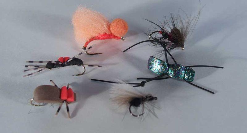 secas-moscas-pesca-mosca-lago