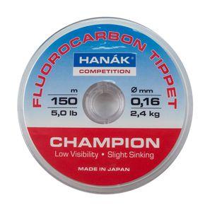 Sedal de Fluorocarbono Hanak 150m.