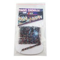 Tinsel chenille Hends