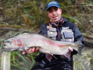 VIII Master Internacional de pesca a mosca sin muerte del río Leizarán