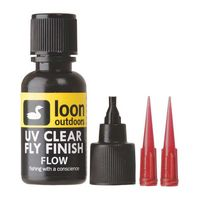 Barniz UV Clear Finish Flow Loon