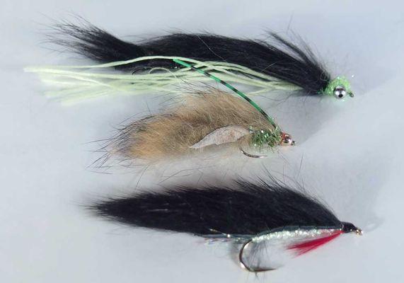 Moscas para pescar en lago